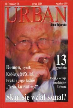 Książki Anny Bojarskiej - Urban 1988